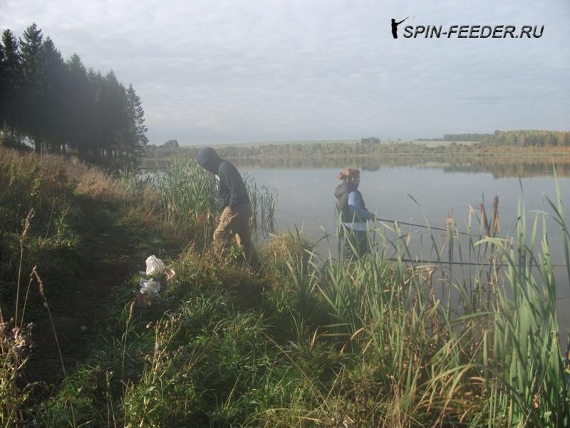 прикорм для угря в русской рыбалке 3