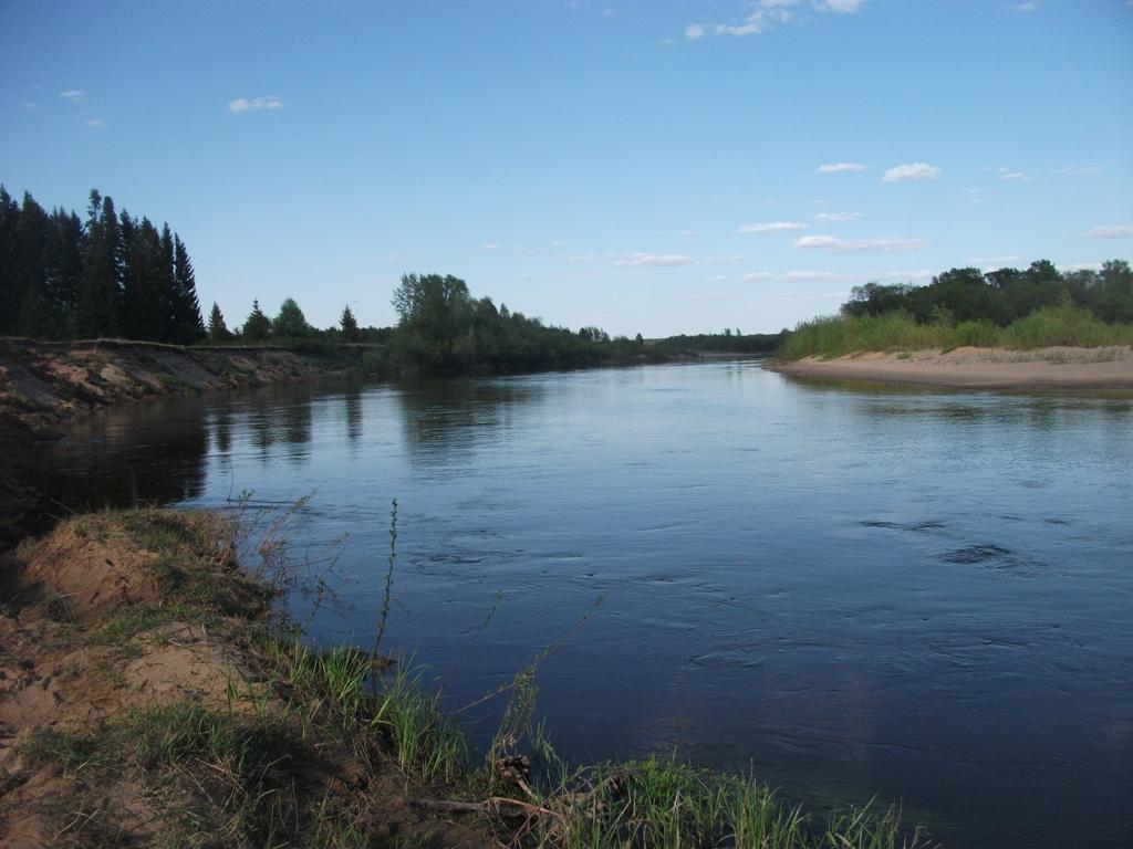 река быстрица